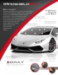 자동차용품 수입업체 오토와우가 미국 브레이(Bray)사의 신제품 솔라다크를 국내에 출시한다.