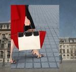 CH 캐롤리나 헤레라의 라 플라스 핸드백 컬렉션에서는 시크한 매력을 가진 방돔 백을 새롭게 선보인다.