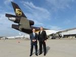 UPS는 인천국제공항 내 자사 허브를 새롭게 확장했다.