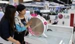 LG전자가 공기청정기 신제품을 중국 시장에 선보였다.