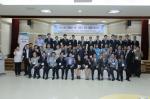 군산대학교 LINC사업단이 군산대학교 산학협력관 2층 이노테크홀에서 분과별 가족회사 초청 포럼을 개최하고 있다.
