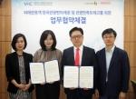 이비카드는 한국방문위원회와 제휴하여 방한 외국인의 한국관광 편의제공과 협력사업 발굴을 위한 업무협약을 체결했다.