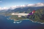 하와이안항공이 도전! 베스트 여행 일정 만들기 콘테스트의 대상 및 우수상의 주인공을 발표하고 해당상품의 판매를 시작했다. 사진은 A330-200 항공기