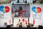 소리아밴드가 27일 도쿄 중심가 히비야(日比谷) 공원에서 열린 2014 한일축제한마당 도쿄행사 특별공연을 성황리에 마쳤다.
