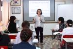 대구시교육청 학부모역량개발센터 강사, 소통전문가 윤선진 박사의 인성지도기법 수업