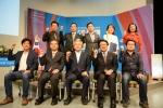 경상북도문화콘텐츠진흥원은 본원 스튜디오에서 제12회 경상북도 영상콘텐츠시나리오 공모전 시상식을 개최했다.