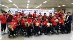 오텍그룹이 6년째 공식 후원하는 보치아 국가대표 선수단이 세계장애인보치아대회에서 종합우승의 쾌거를 이뤘다.
