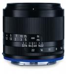 세기P&C(주)는 칼 자이스의 신형 렌즈 록시아 2/35와 록시아 2/50렌즈를 발표했다. 사진 Loxia 50 mm