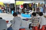 학산종합사회복지관은 평화동 주민들의 마을문화시장 프로젝트인 평화마을장터를 개최한다.