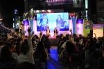 2014가을독서문화축제에서 김영하 작가의 북 콘서트가 진행되었다. (사진제공: 큐라이트엘이디)