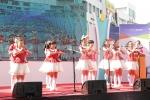 2014가을독서문화축제에서 음악제가 열렸다. (사진제공: 큐라이트엘이디)