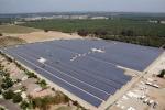 캘리포니아 파머스빌(Farmersville)의 파나소닉-코로날 태양광 PV 플랜트