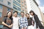 한국에서 유학 중 희귀병을 얻어 고통 받던 중국인 유학생이 건국대와 건국대병원, 지역사회의 도움으로 새 심장을 이식받고 복학해 새로운 학기를 시작했다.