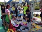달팽이 생활문화장터가 11일 오전 11시부터 오후 4시까지 경기도 광주시 퇴촌면 광동정수처리장 체육공원에서 열린다.