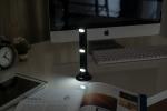 비스비가 비스비(VISVI) 파워 엘이디(POWER LED) 보조배터리를 출시했다.