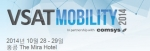 Informa Telecoms & Media 주최의 VSAT 모빌리티 컨퍼런스가 2014년 10월 28일부터 29일까지 홍콩에서 개최된다.