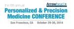 맞춤형 의료 및 정밀 의료 컨퍼런스가 10월 29일부터 30일까지 미국 캘리포니아주 벌링게임에서 개최된다.