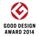 굿 디자인 어워드(Good Design Award 2014) 로고
