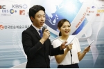 KBS 책들아 놀자 MC 오디션 현장 - 한예진 방송진행 실습실