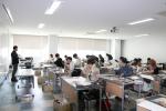 패션머천다이징 산업기사 실기시험을 진행 중이다.