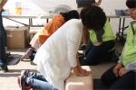 한국보건복지인력개발원 경인사회복무교육센터는 경기도에서 주최하고, 경기도사회복지협의회에서 주관한 14년 제2회 경기도 나눔대축제에 참여해 사회복무제도를 홍보하였다.