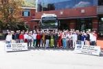 볼보트럭코리아에서 2014 볼보 월드 골프 챌린지 코리아 파이널을 개최했다.