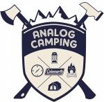 콜맨은 콜맨 아날로그 캠핑 2014의 참가자를 10월 22일까지 모집한다.