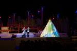 10월 8일 수원화성 행궁광장에서 열린 제51회 수원화성 정조대왕 문화제 개막식, 양해일 패션쇼