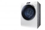 삼성 크리스탈 블루 도어 드럼세탁기 WW9000 (사진제공: 삼성전자)