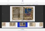 바티칸 도서관 웹사이트 화면 캡처