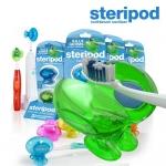 FDA, Medical Device로 인증된 클립형태의 휴대용 칫솔살균기 스테리팟