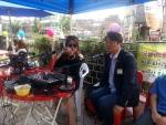 25일 오전 10시부터 오후 12시까지 성북동 동사무소에서 찾아가는 나눔밥차가 실시되고, 아리랑미디어센터 마을스튜디오에서는 주부들을 대상으로 보이는 라디오가 진행된다.