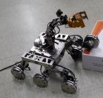 코리아텍 가제트-제나팀이 만든 가변형 바퀴 적용 탐사로봇