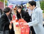 사랑나눔 자선바자회에 참가한 일화의 현장 사진