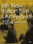 제6회 뉴이탈리아영화예술제 공식 포스터
