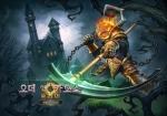 모바일 MMORPG 게임 오더앤카오스 온라인이 할로윈 맞이 신규업데이트를 완료했다.