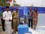 파나소닉, 인도네시아 주민들에 깨끗한 물 접근 지원
