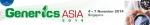 IBC Asia 주최의 제네릭 아시아 컨퍼런스가 2014년 11월 4일부터 7일까지 싱가포르에서 개최된다.