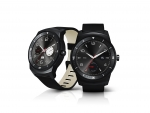 LG전자가 전략 스마트워치 LG G워치R(LG G Watch R)의 해외 시장 공략을 본격적으로 시작한다.