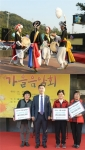 지난 18일  화성휴게소(목포방향)에서 가수 강태평, 퓨전국악그룹 린, 전자현악 배드걸즈, 여성연희단 등이 출연하는 음악회가 펼쳐졌다.