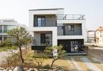 정밀한 시공과 에너지 절감 효과가 탁월한 일본식 중목구조가 접목된 에코 브리즈.