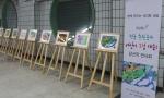 선진 지하철 5호선 둔촌동역 내에서 선진 가족 어린이 그림대회의 수상작 전시회를 실시한다.