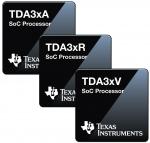 TI(대표이사 켄트 전)는 새로운 오토모티브용 SoC(시스템온칩) 제품군 TDA3x 솔루션을 출시했다.