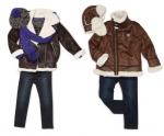 퍼스트어패럴은 무스탕 재킷 스타일을 제안했다.