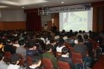 한국보건복지인력개발원 대구사회복무교육센터는 28일 대구 동구청 대강당에서 지역에서 근무하는 사회복무요원 200여명을 대상으로 '2014 동구사회복무아카데미'를 개최했다.
