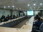 안전행정부의 재난안전역량강화 교육이 (사)한국BCP협회와 한국정보화진흥원 등촌청사 5층에서 실시됐다.