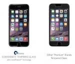 아이폰 6, 아이폰 6 플러스 풀 커버 액정 보호 강화 유리 출시