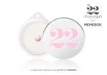 조성아22가 미미박스와 함께 선보이는 첫 번째 콜라보레이션 제품 겟 핏치 글로우 팩트 제품 사진