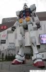 현재 도쿄 오다이바에 전시되어 있는 실물 크기의 건담