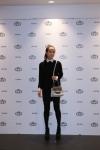 덱케(DECKE)의 롯데백화점 광주점 오픈 행사에 배우 조여정이 참석하여 자리를 빛냈다. (사진제공: 한섬)